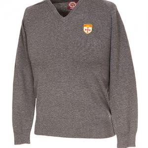 Grey Pullover Yrs 7 & 8