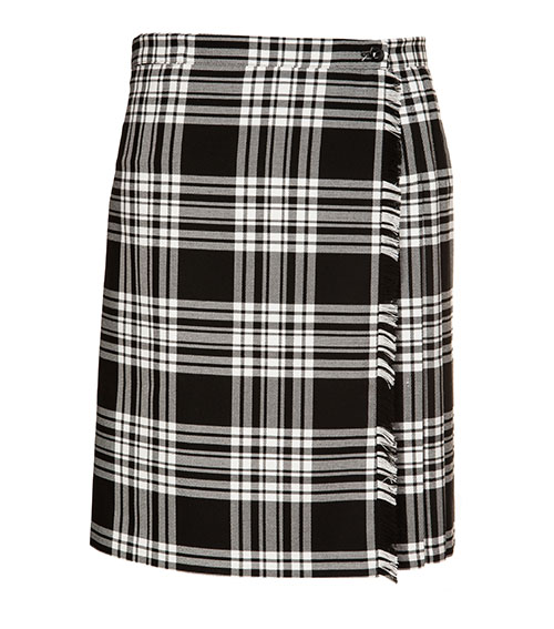Black/White Colourway Kilt (Years 9 & 10)