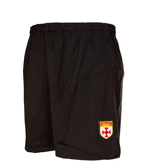 P.E. Shorts Black