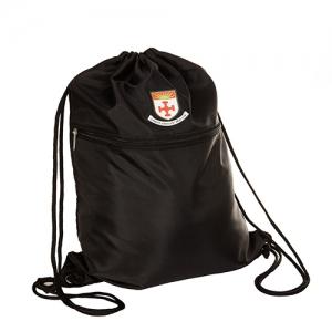 P.E. Bag Black
