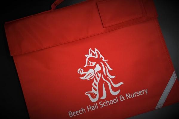 Beech Hall School Bag