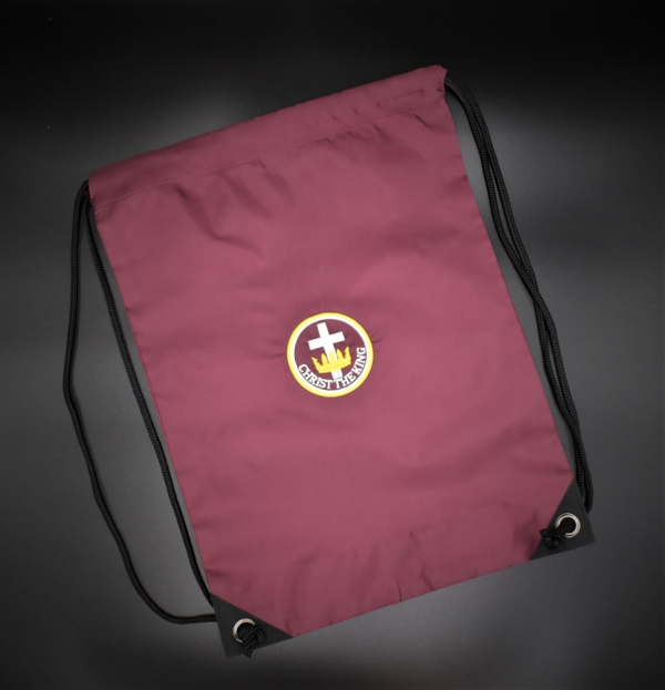 Christ the King School PE Bag
