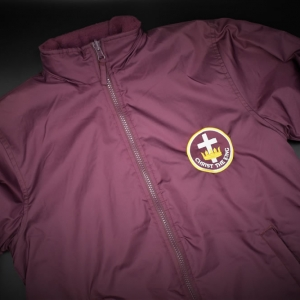 Christ the King Reversible Jacket