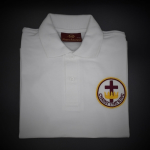 Christ the King Unisex Polo Shirt