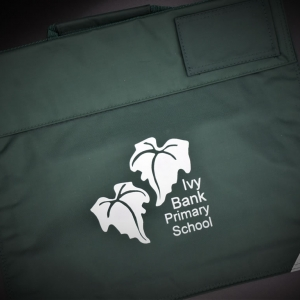 Ivy Bank School Bag With Strap