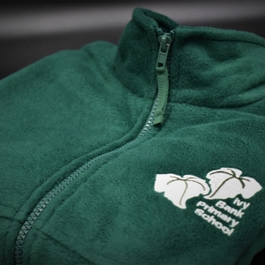 Ivy Bank Zip Fleece
