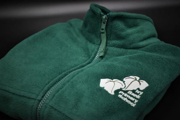 Ivy Bank Zip Fleece