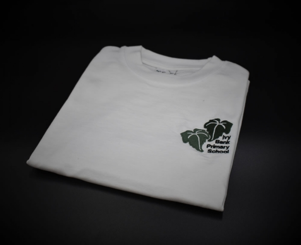 Ivy Bank Embroidered PE T-Shirt
