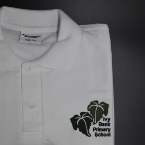 Ivy Bank Unisex Polo Shirt