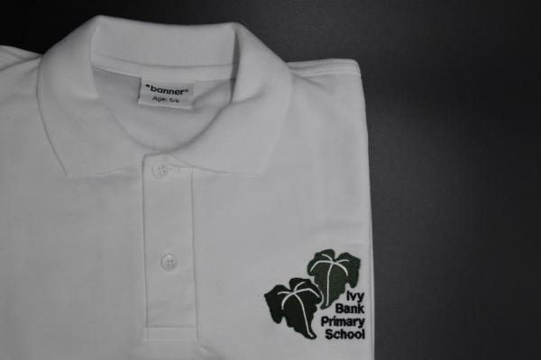 Ivy Bank Unisex Polo Shirt