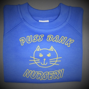Puss Bank Nursery Sweatshirt