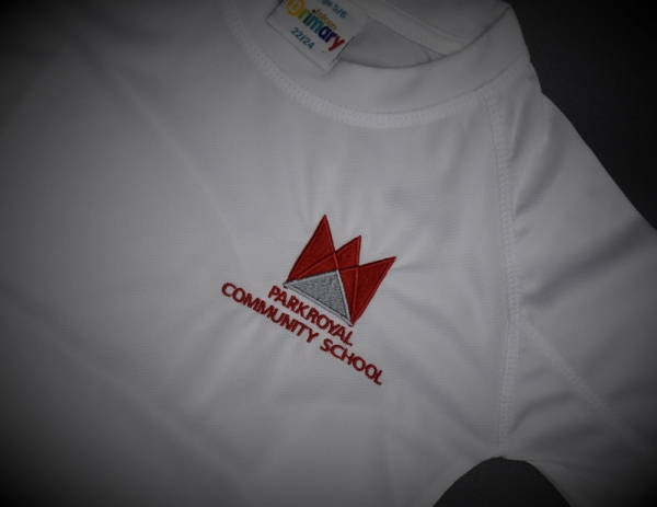 Parkroyal School Embroidered PE T-Shirt