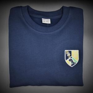 Puss Bank Embroidered Sweatshirt