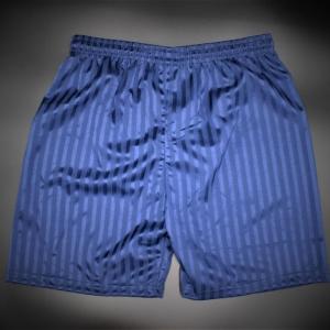 Puss Bank Unisex Navy Blue PE Shorts