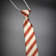 St Albans School Elasticated Tie