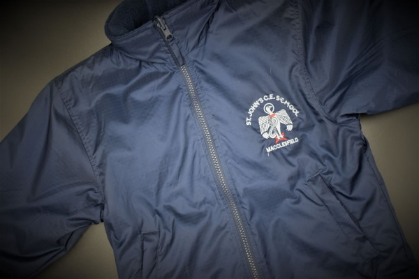 St John School Coat