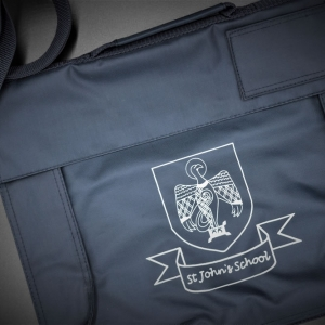 St John School Bag With Strap