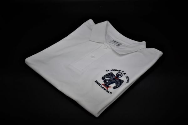 St John Unisex Polo Shirt