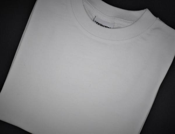St John White PE T-Shirt