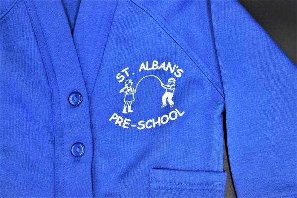 St Albans Pre-School Cardigan