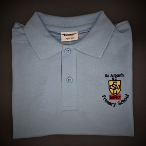 St Albans Spring/Summer Polo Shirt