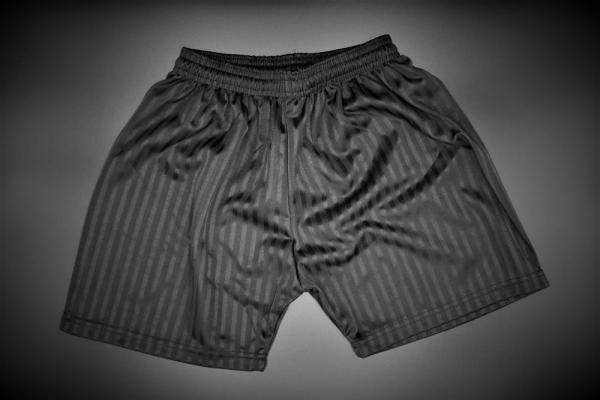 Upton Priory Black PE Shorts