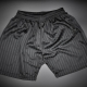 Upton Priory Black PE Shorts