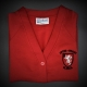Upton Priory School Girls Embroidered Cardigan