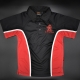 Beech Hall Boys Red/Black PE Polo Shirt