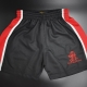 Beech Hall Boys Red/Black PE Shorts