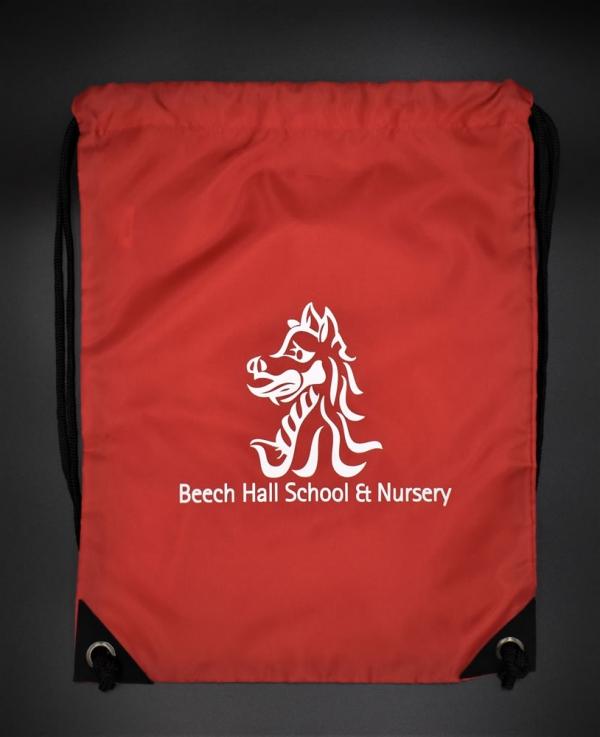 Beech Hall PE Bag
