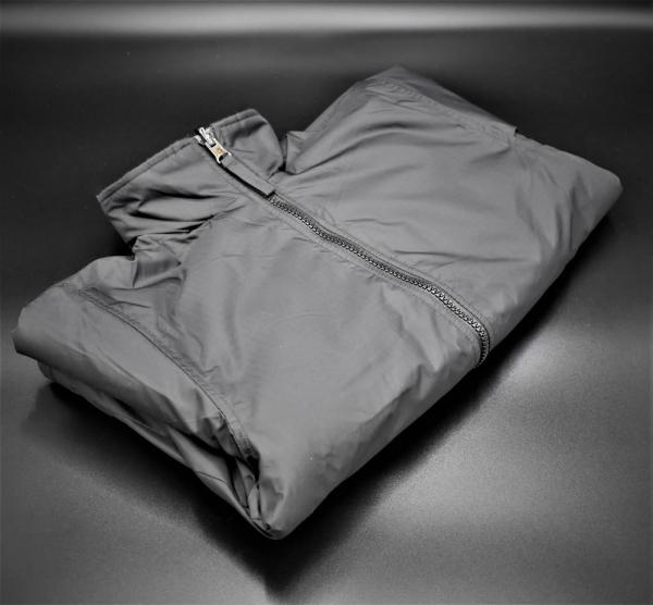 Beech Hall Black Outdoor Coat