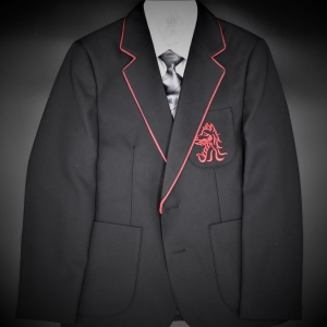 Beech Hall Black Blazer