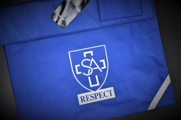 St Albans pre-school book Bag without strap