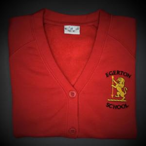 Egerton School Cardigan