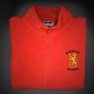 Egerton School Fleece