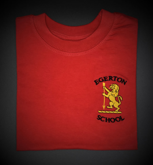 Egerton School PE Shirt