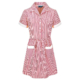 Beech Hall Girls Red Corded Stripe Summer Dress